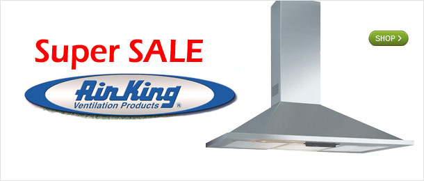 Air King Range Hoods, On Sale