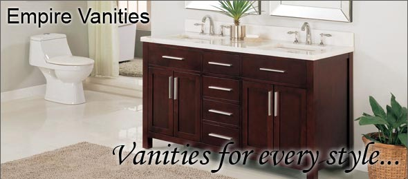 The Empire Collection Offers A Variety Of Bathroom