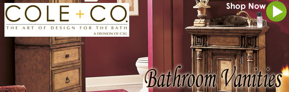 Bathroom Vanities by Cole & Co.