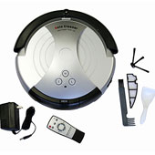 iTouchless hands free Intelligent Robotic Vacuum Cleaner PRO