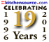 KitchenSource.com - 15 Years in Service