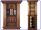 Wine Racks by Recessed Cabinetry