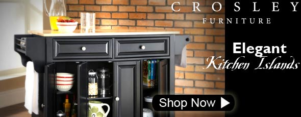 Kitchen Islands by Crosley