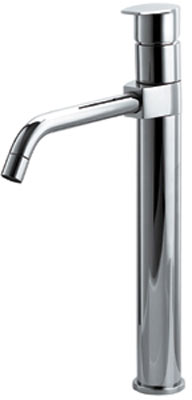 Single Hole Elevated Faucet by Whitehaus