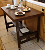 Oasis foldable Kitchen Carts