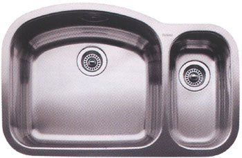 Kitchen Sinks - One-Piece Undermounts