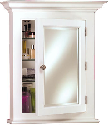 recessed bathroom medicine cabinet with right hinge wil2 w l photo