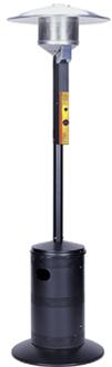 Uniflame Residential Outdoor Patio Heater in Black