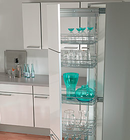 Tall Cabinet & Pantry Organizers