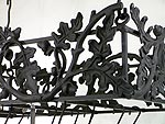 Oak Leaf pot rack