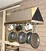 stainless craft pot racks