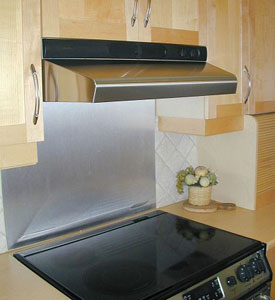 air king 30 inch w x 24 inch h backsplash in stainless steel sp2430s