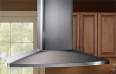 Island Mounted Range Hood by Broan