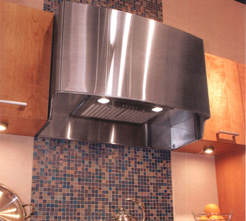 EBW Series Wall Mount Range Hood