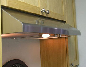 36 Inch Stainless Steel Under Cabinet Range Hood - USA