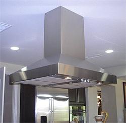 island range hood installation instructions