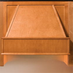 Select Series Wood Range Hood