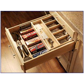 Food Wrap Drawer Quick And Easy Wrap Dispensers