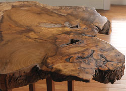 Myrtlewood Oblong Table Tops