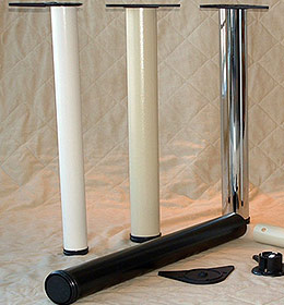 'Table Legs' from the web at 'http://www.kitchensource.com/table-bases/images/tablelegs-d.jpg'
