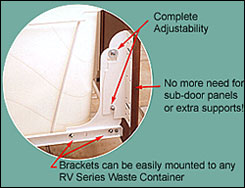 Rev-A-Shelf - Door Mounting Kit Installation