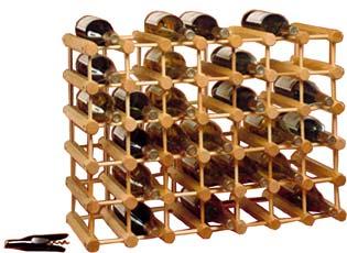 JK Adams Wine Storage Racks