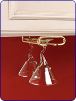 Stemware - Brass