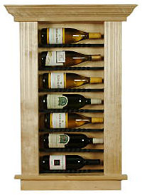Medium Wine Rack Cabinet